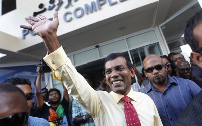 Saving the Maldives' Drowning Democracy