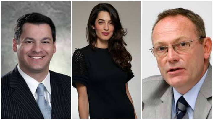 Amal Clooney and other heavyweights to represent jailed ex President Nasheed