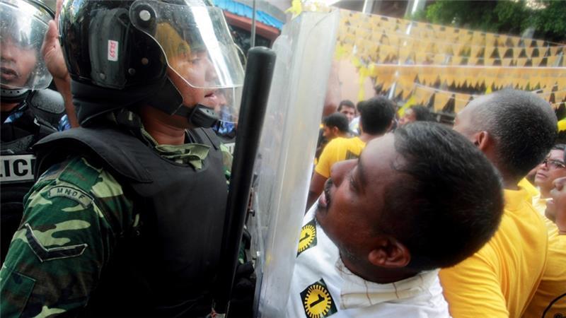 Maldives: 'The system has failed'